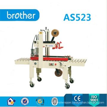 Europen Style Model Semi Automatic Carton Sealer