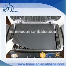 Fireproofing Non-stick PTFE churrasqueira grill mat