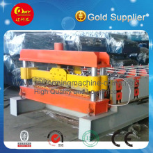 Roll Forming Machine Making Wall Panel