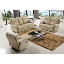 Living Room Sofa with Modern Genuine Leather Sofa Set (767)
