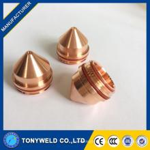 china supply plasma parts 220903 nozzle/tips