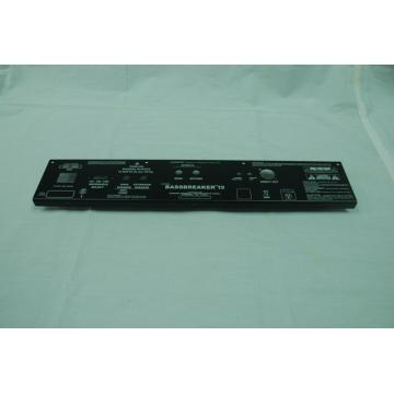 Panel metel amplifier untuk custom