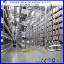 Широкое применение для промышленности и фабричного хранения Сталь Q235 Vna Racks / Shelves