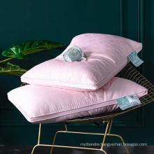 Premium Hotel Washable Filled Pillow Hypoallergenic Relief Migraine