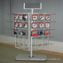 Metal Rotary Jewelry Display Stand