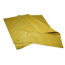 Ahorre el costo postal Envase de correo amarillo del embalaje