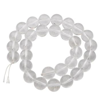 14MM Loose natural Gemstone Crystal Round Beads for Making jewelry