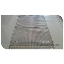 Chrome Steel Mesh Cooling Rack für Cookies