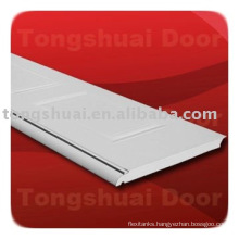 automatic sectional overhead garage door