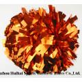 2016 Metallic Orange POM Poms