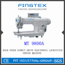 High-Speed Direct Drive Electronic Lockstitch Sewing Machine (MT 9800A)