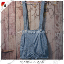 Washed Eyelet Child overalls Blue hot shorts