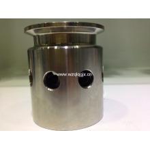 Válvulas de respiración de aire anti-vacío de acero inoxidable sanitarias