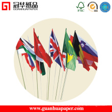 SGS papier de transfert de chaleur de sublimation de qualité supérieure