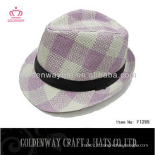 Chapeau Fedora Femmes