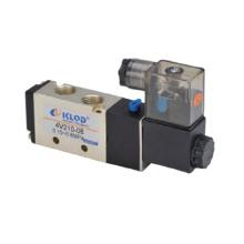 low price solenoid valve 4V210-08 1/4 inch 5/2 way DC24V norgren air control solenoid valve 4v200 series solenoid valve