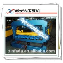 metal roof tile making machine/Manufacturer&Design Sheet Metal Profiling Machine