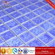 China fábrica de Forno mudar a telha da parede do banheiro projeta imagens em mosaico