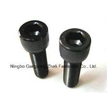 DIN9I2 tornillo de casquillo de la cabeza del zócalo del hexágono Manufactory