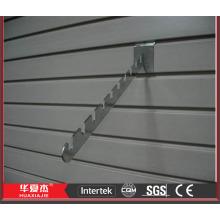 Verwendet slatwall Platten pvc slatwall Panel slatwall Panels