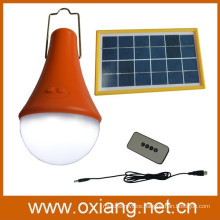 outdoor solar camping lamp with remote