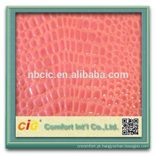 2014 alta qualidade Beuatiful Design 100% PU sintético Leathers para Bag