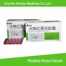 Médicament alimentaire de santé Rhodiola Rosea Capsule
