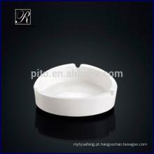 P & T ROYAL WARE cinzeiro porcelana porcelana cerâmica cinzeiro