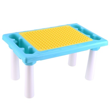 New Block Building Table for Kids