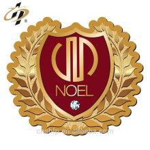 Free design custom 24k gold diamond metal lapel pins