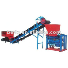 Road paving block making machine