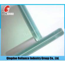 6.38mm-12.38mm verre stratifié / verre stratifié trempé / couche Verre / verre PVB / verre de sécurité avec intercalaire en soie