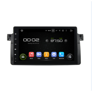 Dvd quad core BMW E46 Android 7.1