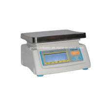 Digitale elektronische OIML-Zulassung Wasserdichte Wiegetabelle Skala T28