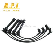 Cable de encendido de silicona de alta tensión, CABLE DE ENCHUFE DE LA CHISPA PARA HYUNDAI 27501-26A00