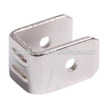 Carcasa del sensor de temperatura Fabricación de chapas de precisión Chatarra de metal estampado