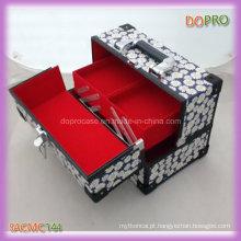 Daisy Printing beleza vaidade caso cosmético Vintage (SACMC144)