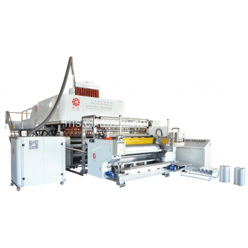 Co-Extrusion Stretch Making Machine Mesin