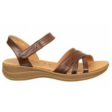 Warm Weather Reprieve Leather Casual Style Sandals