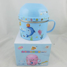 ChaoZhou stainless steel Cartoon fast food cup