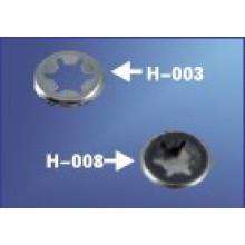 Clip aveugle vertical (H-003, H-008)