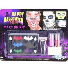 Feliz Halloween Maquiagem Hallowmas Cosméticos Party Toy