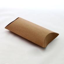Thick Brown Kraft Paper Pillow Box