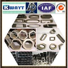 ERW section spéciale tuyau en acier