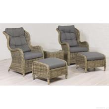 Garden Wicker Leisure Set Rattan Outdoor Patio Furniture