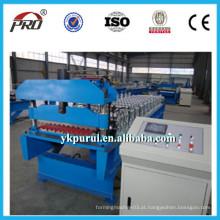 Profissional de boa qualidade Metal Steel Roof Machine / Preço mais baixo Roof Tile Machine