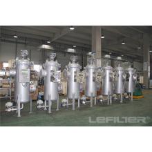 Equipamento de tratamento de água Filtro de água autolimpante