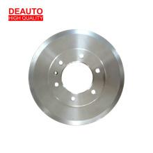 DEAUTO 8-98030385 Brake Drum for Japanese cars