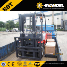 Mini 1.5ton used telehandler in forklift YTO CPD15 for sale