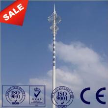 30M Telephone Galvanized  Steel Pole